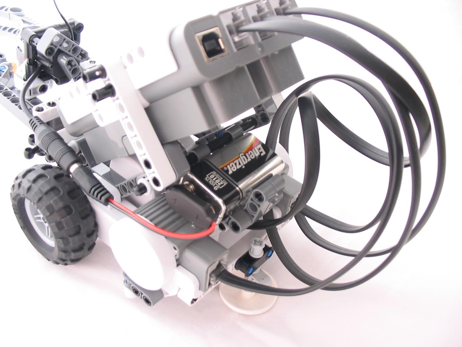 Camera Lego Nxt : Lego nxt ball grabber